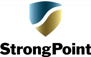 StrongPoint, UAB logotipas